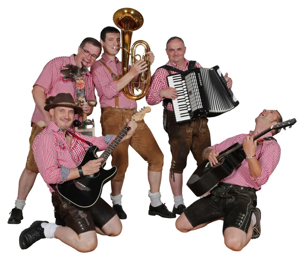 Lumpenpack - Volksmusik in Lederhosen